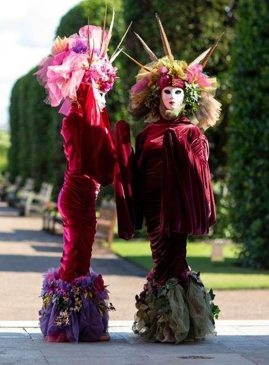 venetian twins - orangery