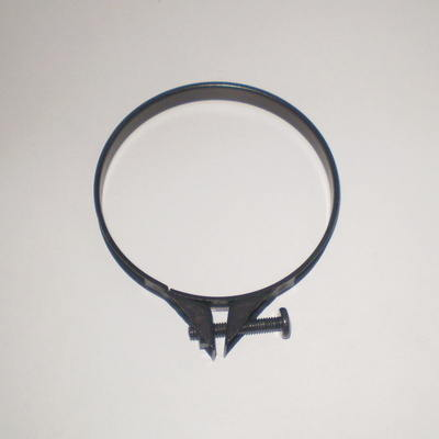 CLAMP, AIRBOX RUBBER - GS500, GSF1200, RG500