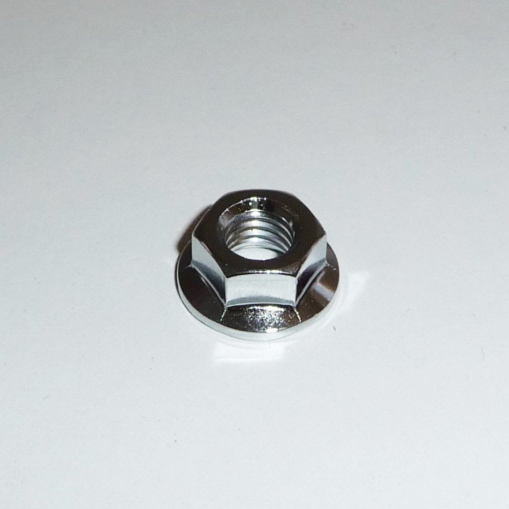 NUT 8 X 12, CYL HEAD - GT250 X7, GT200 X5.  TORQUE ARM - RG250 (G/H)