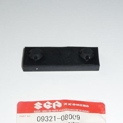 CUSHION, SEAT BASE RUBBER - RG500, RG250