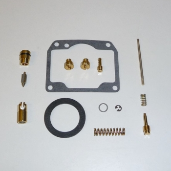 CARBURETTOR REPAIR KIT - GP125 (PATTERN).  SOME PARTS FIT GP100