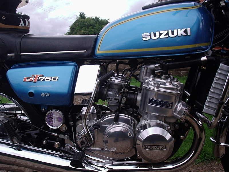 GT750 A SL3