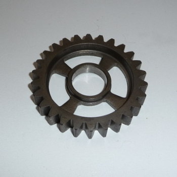 GEAR, 2ND DRIVEN, RG125