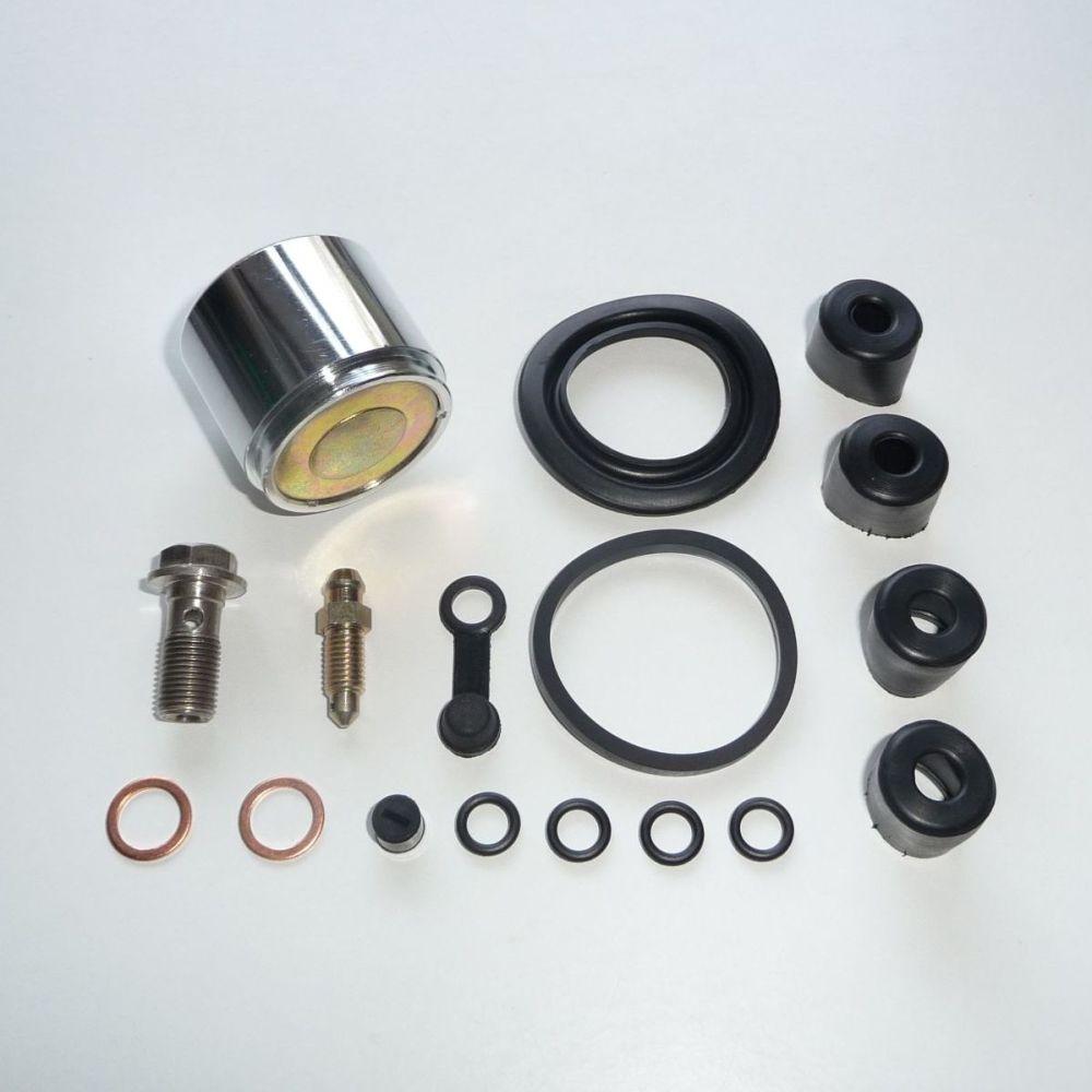 BRAKE CALIPER REPAIR KIT, COMPLETE - GT750, GT550, GT500, GT380, GT250, GT185, GT125 (PATTERN)