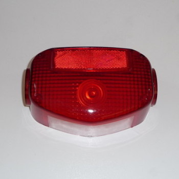 LENS, REAR LAMP - GT750, GT550, GT500, GT380, GS750, GS550 (PATTERN)