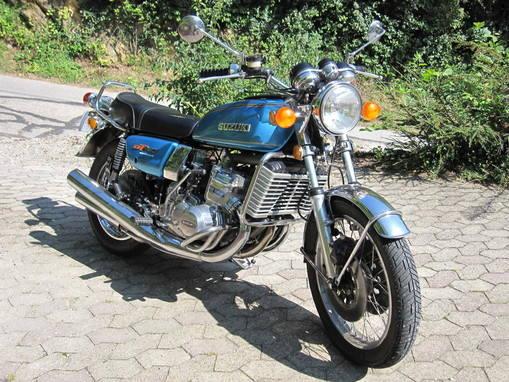 SUZUKI GT750 JCC