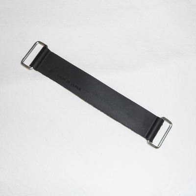 BAND / STRAP, OIL TANK RUBBER - GT250, T350.  BATTERY - A100, AP50, GT185
