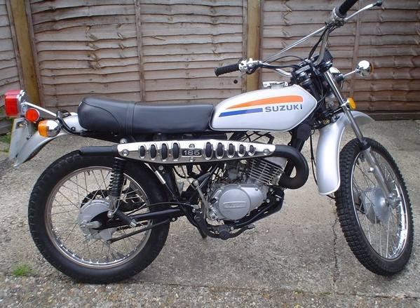 Suzuki TS185 dt