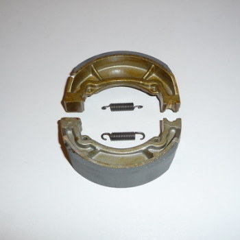 SHOES, BRAKE - A100, A50, AP50, RL250 (PATTERN)