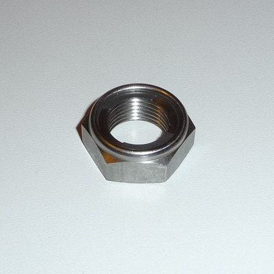 NUT, REAR WHEEL SPINDLE - GSX-R1100 G H J MODELS