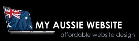 my aussie website logo