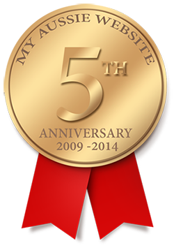 myaussiewebsite5years