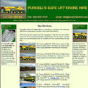 Purcells Safe Lift Crane Hire - www.purcellcranehire.com
