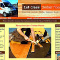 1st Class Timber Floors  -  www.1stclasstimberfloors.com