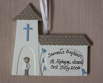 Personalised Christening, Confirmation or Communion gift