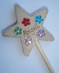 Personalised Princess / Fairy Wand