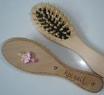 Personalised Hairbrush