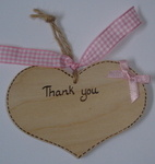 Personalised Godmother / Godfather thank you gift