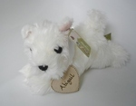 Personalised westie puppy