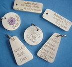 Personalised keyrings Humour keyrings