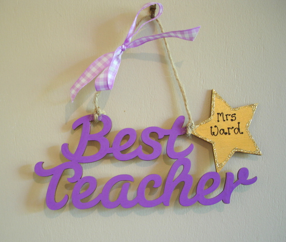 <!-- 007 -->Best teacher gift