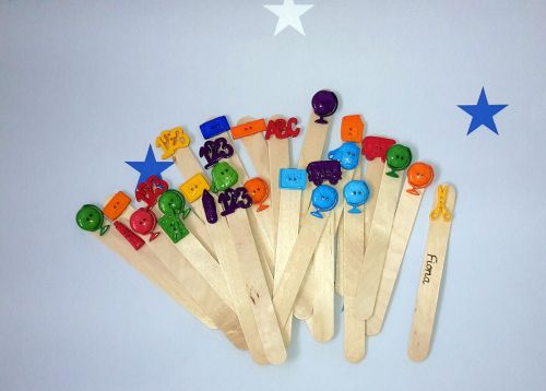 End of year pupil gifts: Personalised bookmarks  (school)