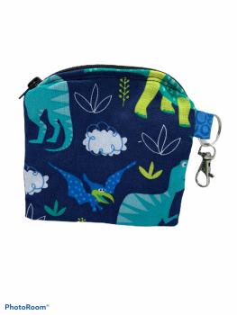 Dinosaur coin purse