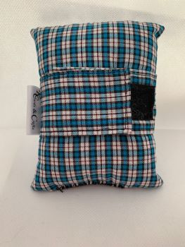 Tartan Port Pillow