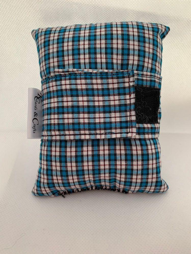 Tartan Port Pillow