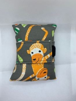 Monkey Port Pillow