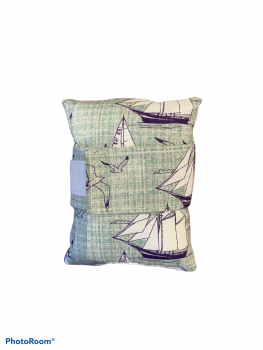 Ship port pillow