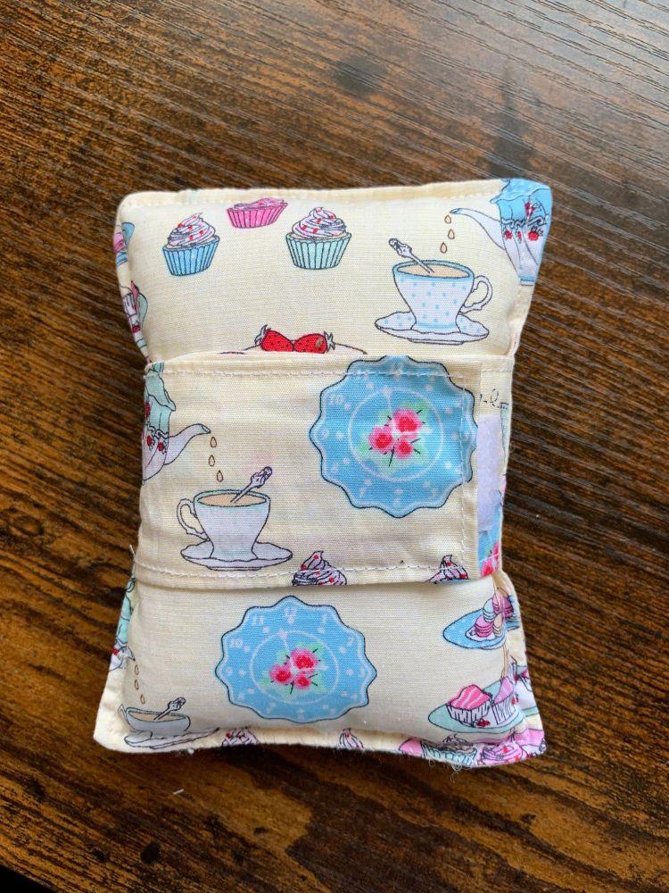 Time for Tea port pillow