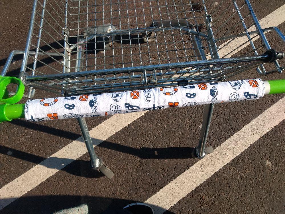 Shopping Trolley Handle Covers