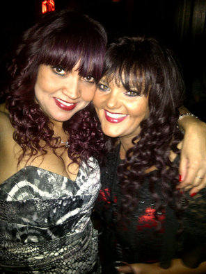 Giselle & Lisa 2012