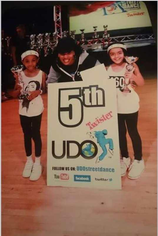 Aaliyah & tana Udo duo 2015