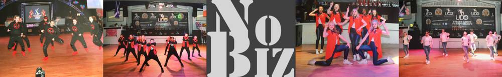 NoBiz, site logo.