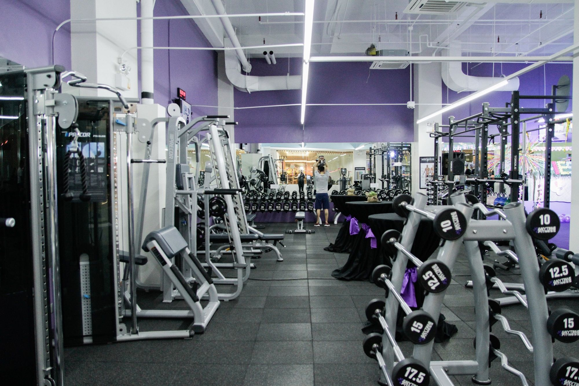 West Sussex Commercial Asset Inventory Gym