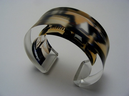 Manmade - Roof Tops Bangle 1