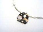 East Coast Pebbles 6mm Pendant