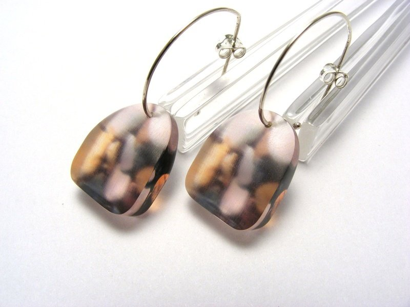 East Coast Pebbles 6mm Earrings 1