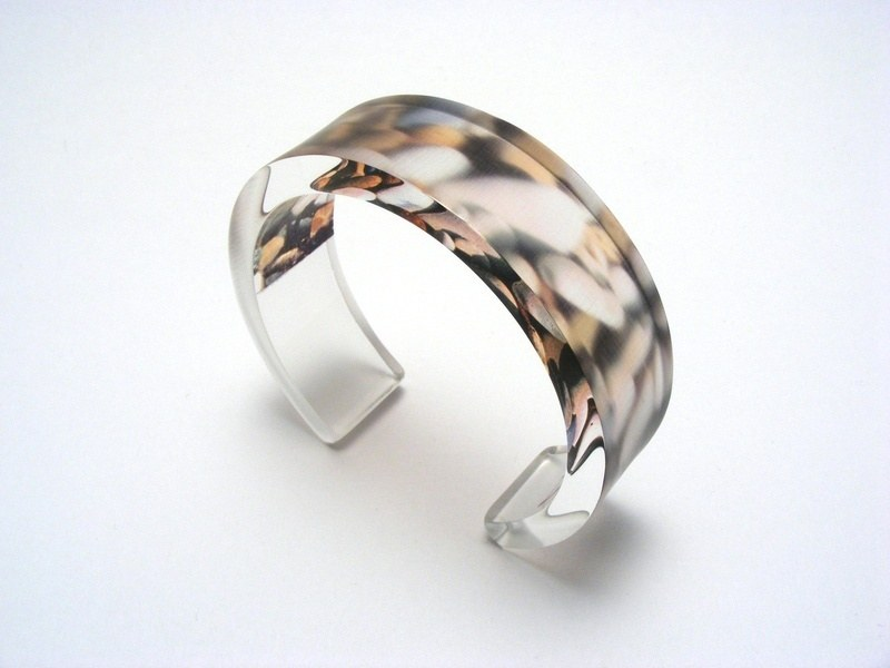 East Coast Pebbles 6x20mm Bangle 1