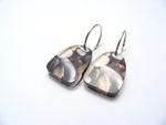 East Coast Pebbles large earrings