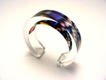 10x20mm Bangle Stained Glass