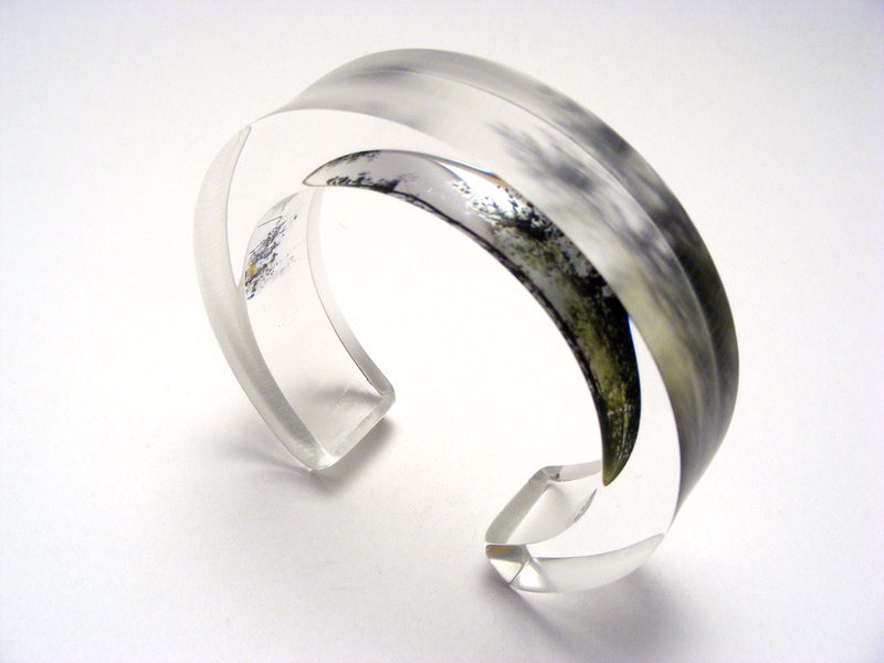 10x20mm Kilburn forest bangle