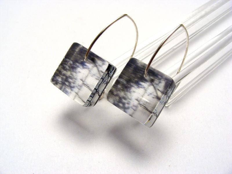 6mm sq kilburn forest earrings
