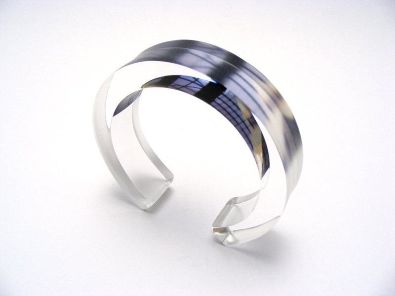 10x20mm station bangle