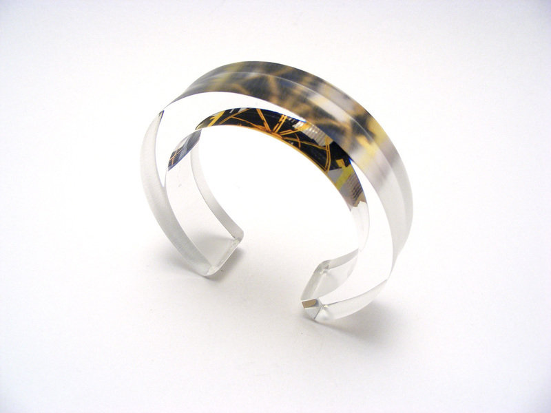 10x20mm Close crane bangle