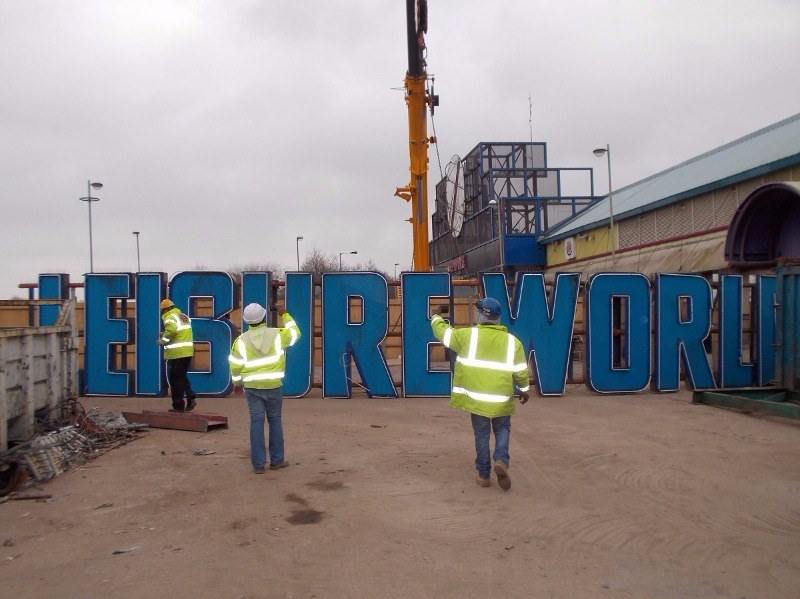 Demolition Contractors Hemel Hempstead Jarman Park Demolition Project Herts Asbestos Removal