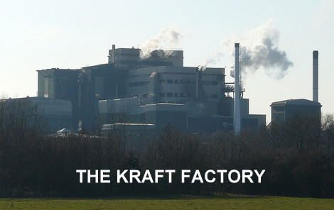 Kraft Foods Strip Out