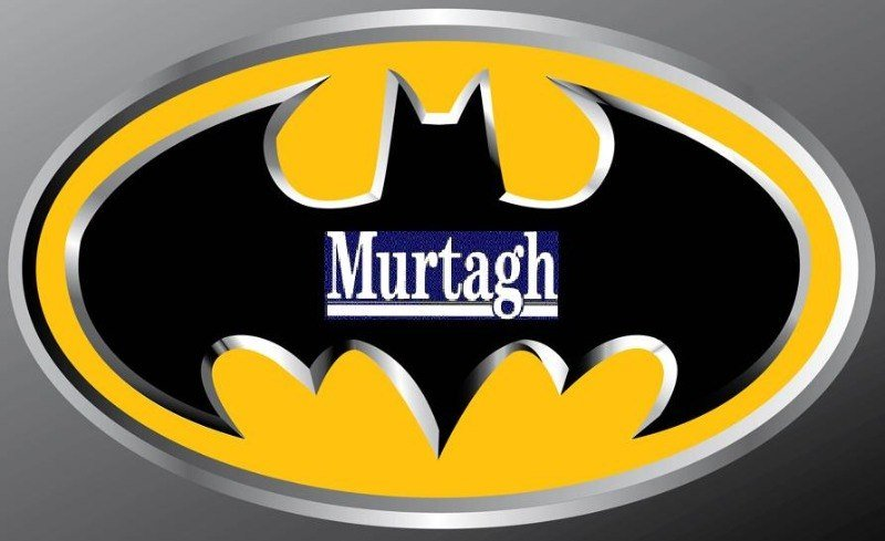 murtagh and batman